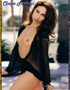 Claire Forlani Lingerie Tits 001