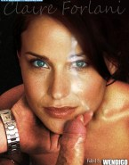 Claire Forlani Facial Cumshot Sex 001
