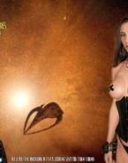 Claudia Black Panties Farscape Fake 001