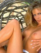 Claudia Schiffer Horny Boobs Squeezed Nudes Fake 001