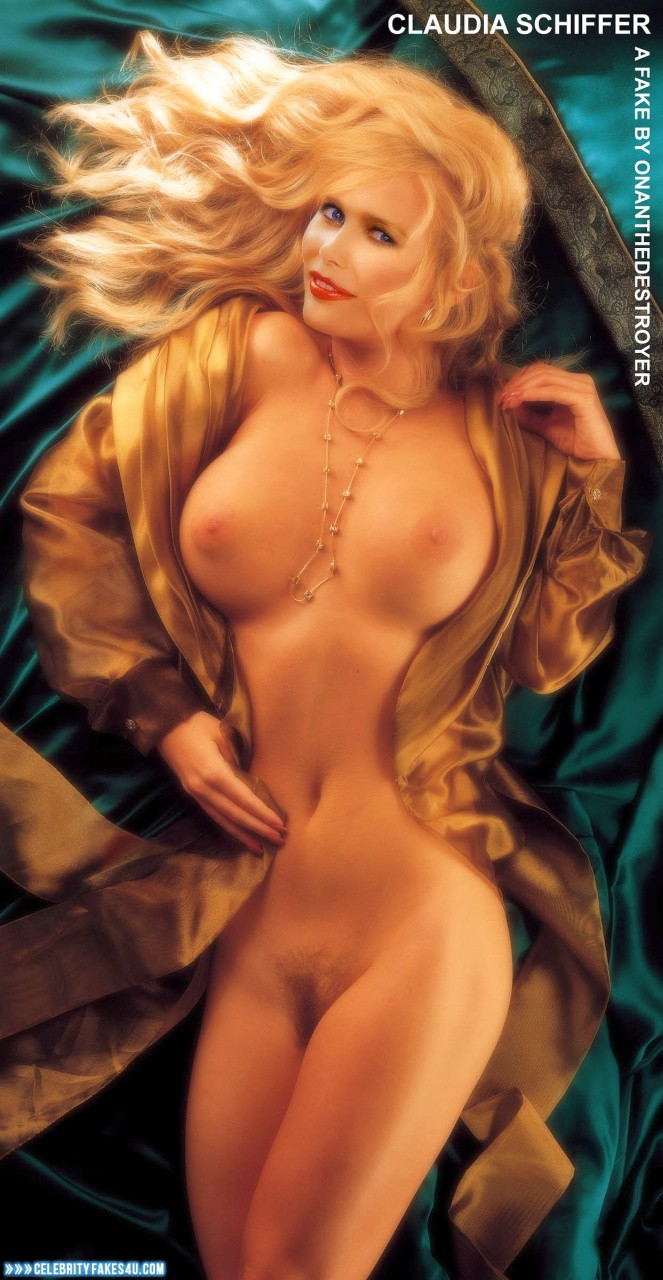Claudia schiffer naked gallery