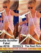 Claudia Schiffer Upskirt Pussy Voyeur Xxx Fake 001