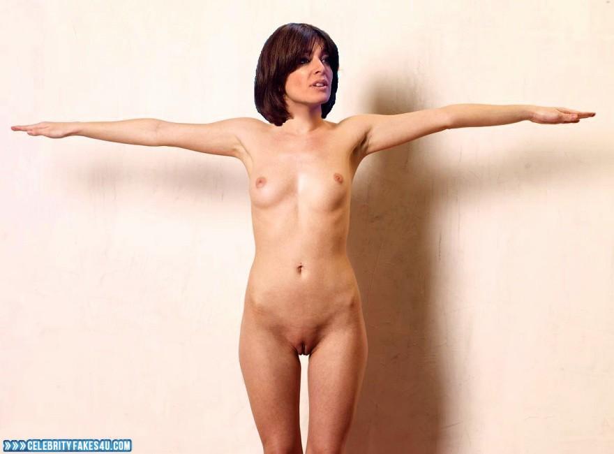 Claudia winkleman nude
