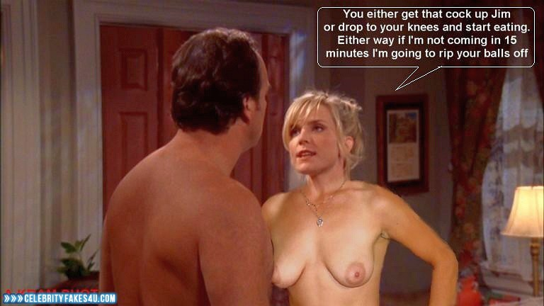 Courtney thorne smith showing her pussy and tits