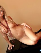 Courtney Thorne Smith Nude Body Tits Fake 001