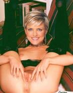 Courtney Thorne Smith Spread Tight Pussy Porn Fake 001