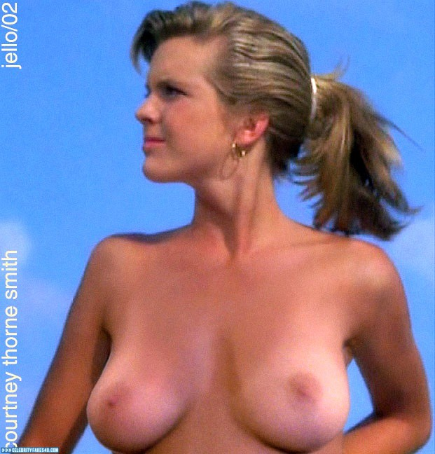 Courtney thorne smith sexig right! good