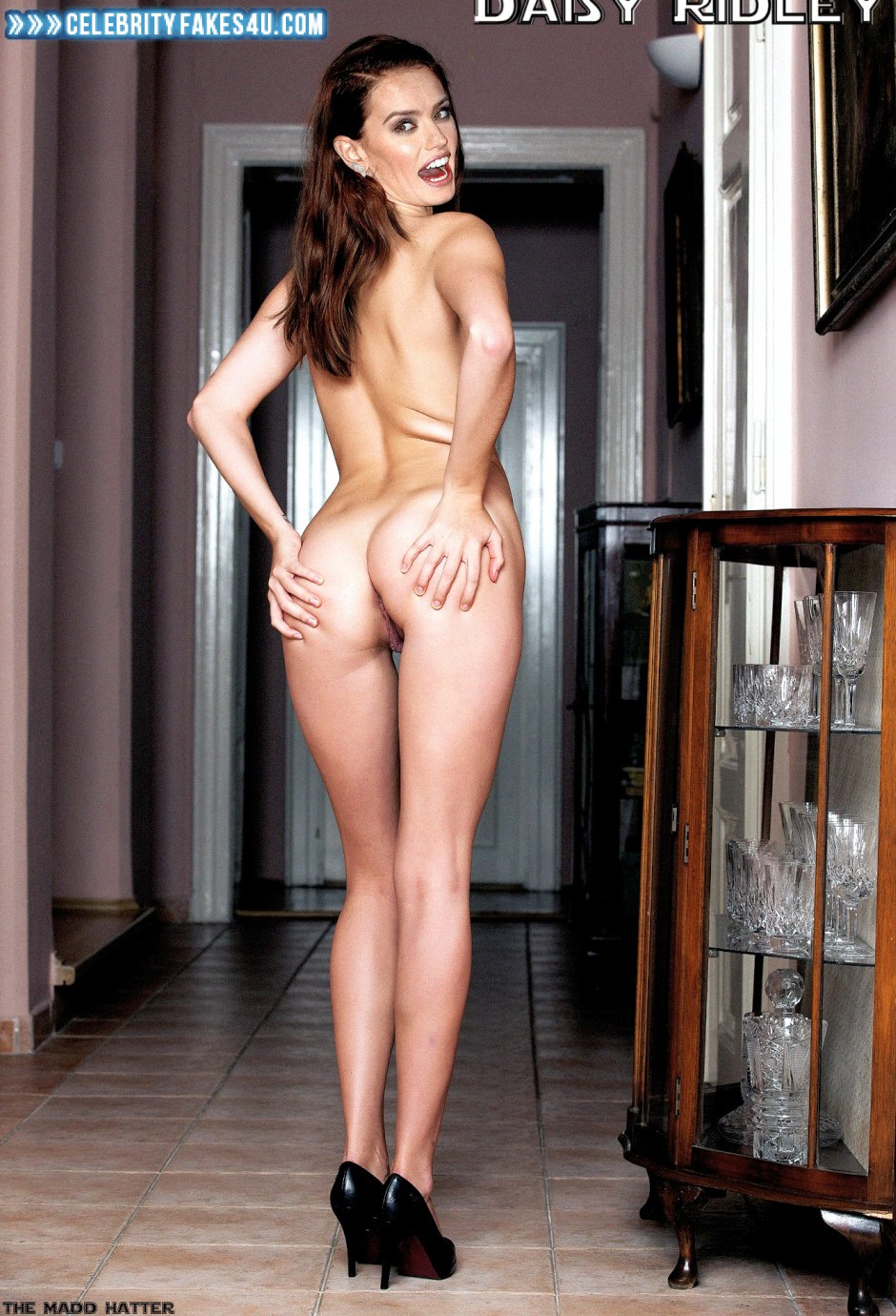 Daisy ridley nude fake