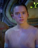 Daisy Ridley See Thru Star Wars Nsfw Fake 001