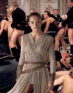 Daisy Ridley Lingerie Group Sex Fake 001