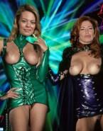 Dana Delany Lesbian Lingerie 001