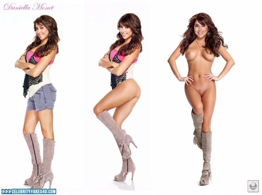 Daniella monet naked boobs