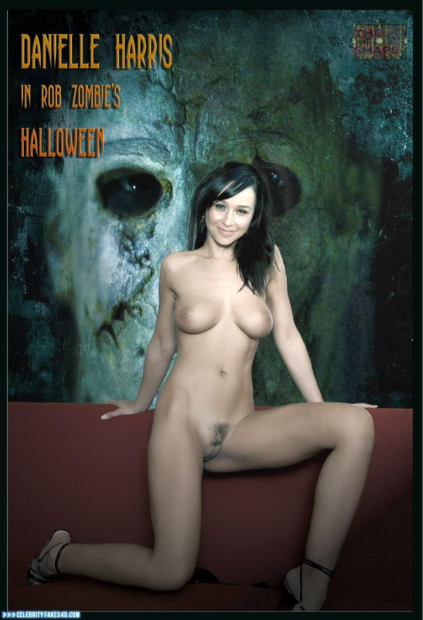 Harris nude