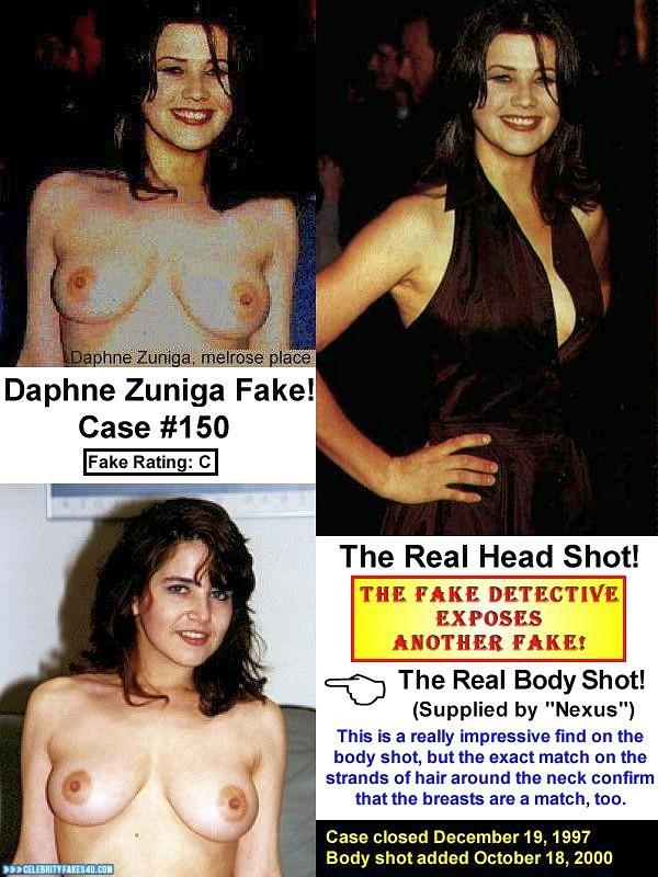 Zuniga nackt Daphne  Daphne Zuniga