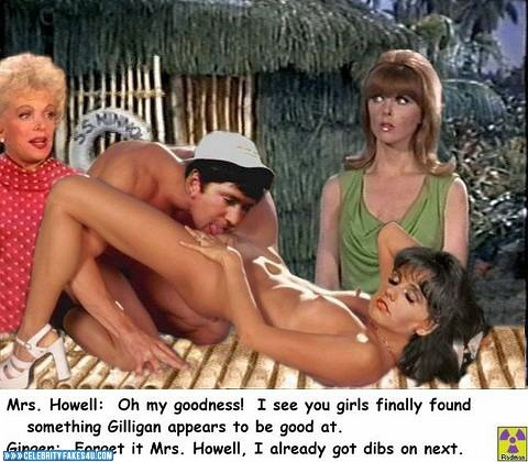 Gilligans island fake nude sites final, sorry