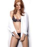 Deborah Ann Woll Panties Bra Naked 001