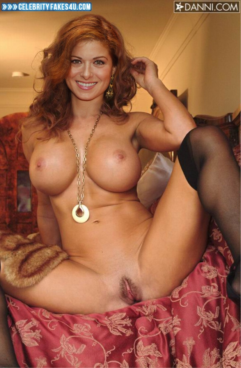 Debra messing breasts pussy nude