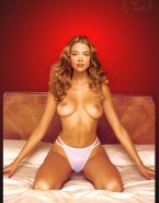 Denise Richards Thong Topless Fakes 001