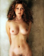Drew Barrymore Naked Body Great Tits 002