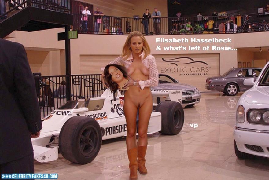 Hasselbeck  nackt Elisabeth Nude Debbie