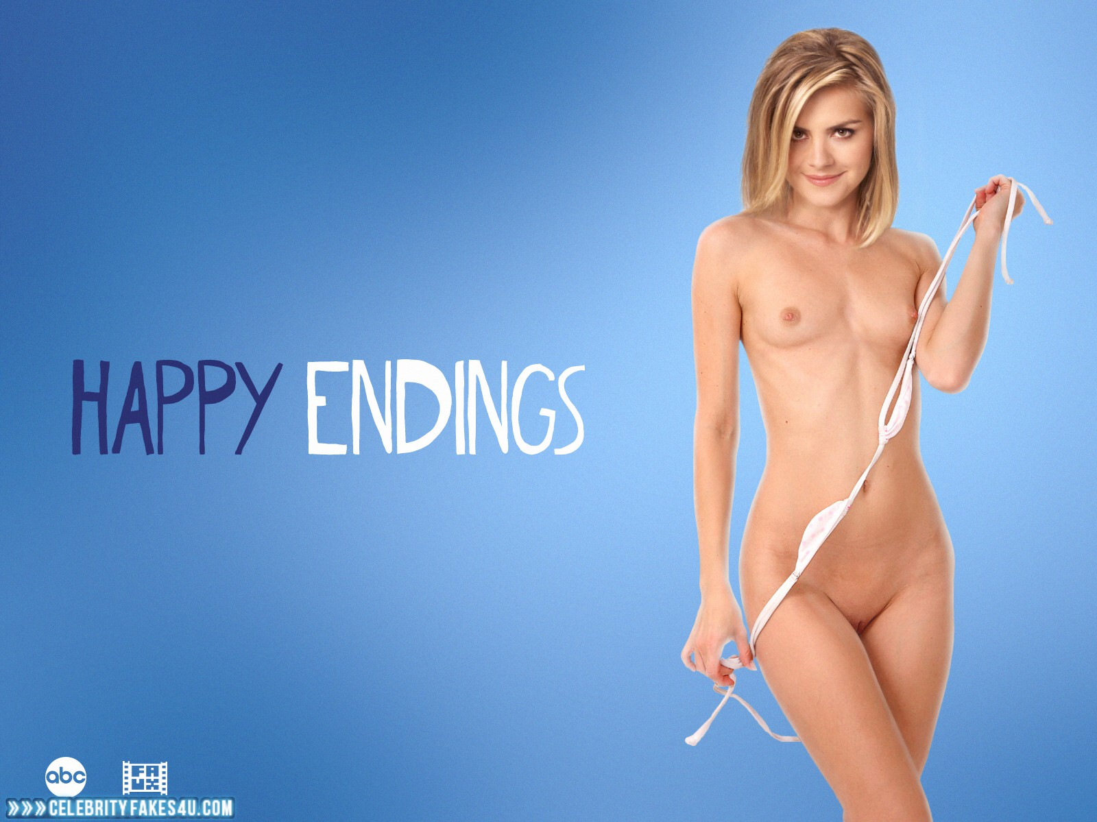 Eliza coupe topless