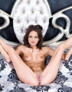 Elizabeth Gillies Legs Spread Pussy Naked 001