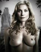 Elizabeth Mitchell Boobs Topless Nude Fake 001