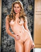 Elizabeth Mitchell Naked Body Boobs Fake 001