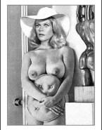 Elizabeth Montgomery Big Breasts Tan Lines 001