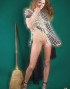Elizabeth Montgomery Pantieless Bewitched Tv Series Nsfw 001