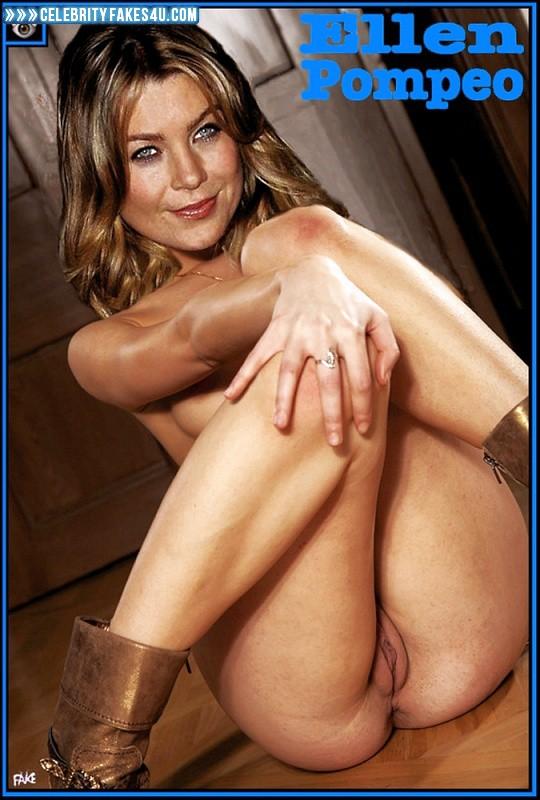 Nude pictures of ellen pompeo