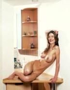 Ellen Pompeo Nude Body Large Tits Fake 001