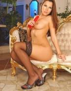 Elsa Pataky Dildo Tits Naked Fake 001