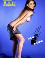 Elsa Pataky Undressing Sideboob Fake 001