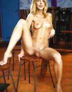 Emily Bett Rickards Breasts Legs Spread Xxx Fake 001