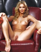 Emily Bett Rickards Tits Pussy Exposed Nude Fake 001