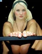 Emily Browning Cumshot Blonde Nude Fake 001