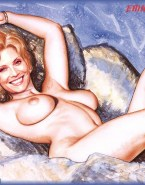 Emily Procter Breasts Cartoon Nsfw 001