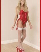 Emily Procter Lingerie G String Nude 001
