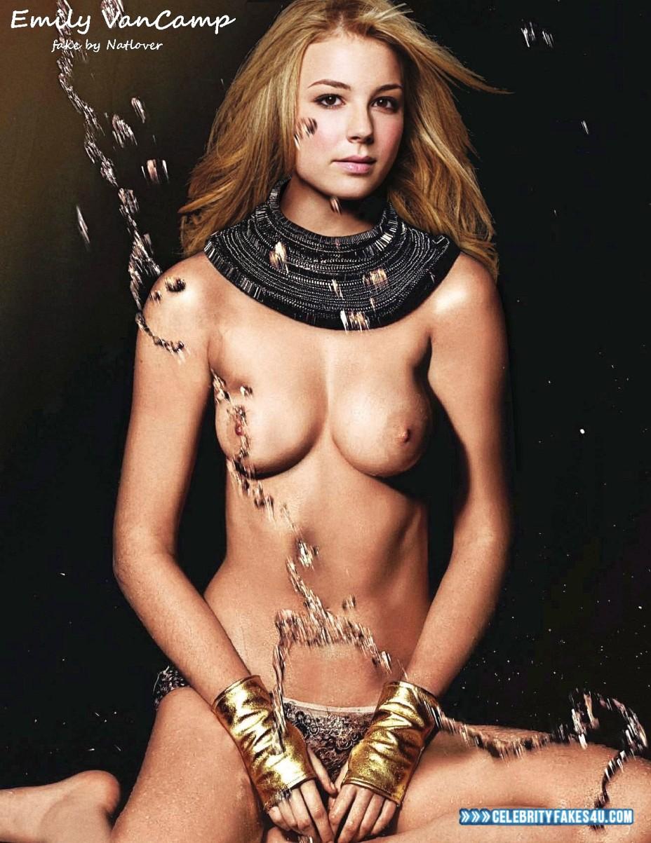 Emily VanCamp  nackt