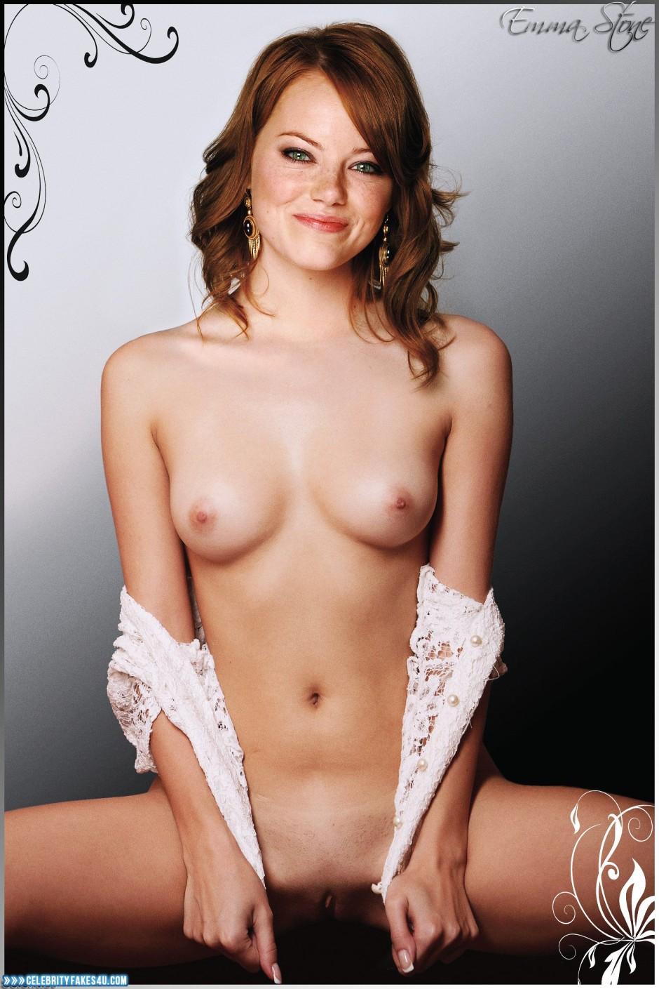 Emma stone tits porn
