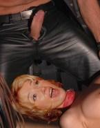 Emma Thompson Collar Bondage Naked Sex Fake 001