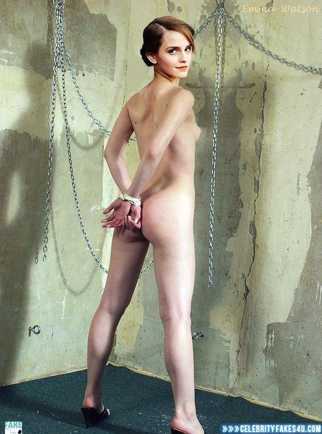 Emma Watson Fake, Ass, BDSM, Nude, Porn