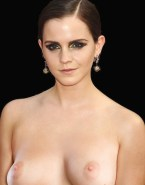 Emma Watson Boobs Nude Fake 002