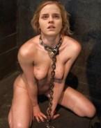 Emma Watson Collar Bondage Porn Fake 001