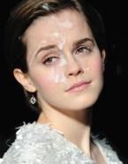 Emma Watson Cum Facial Fake 012