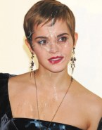 Emma Watson Cum Facial Naked Fake 003