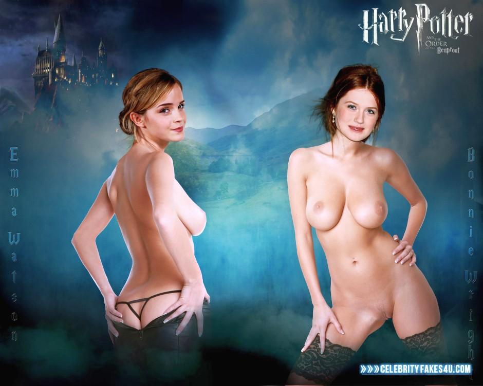 Emma Watson Fake, Ass, Harry Potter, Lesbian, Nude, Series, Stockings, Tits, Porn