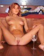Emma Watson Wet Legs Spread Pussy Porn Fake 001