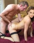 Emma Watson Doggystyle Sex Boobs Fake 001
